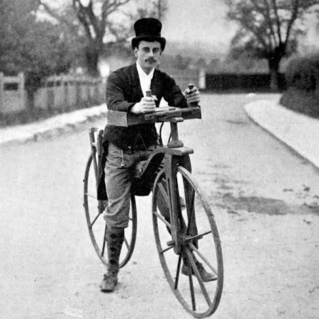 Dal biciclo alla scatto fisso storia del romanticismo su for Scarpe inglesi famose