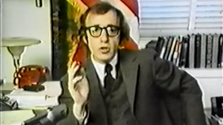 Woody Allen – Men of Crisis: The Harvey Wallinger Story (1971)