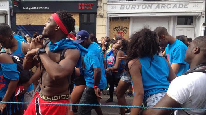 L\'inquietante esperienza del Carnevale di Notting Hill