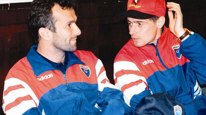 Dejan Savićević e Dragan Stojković: il 10 in Jugoslavia