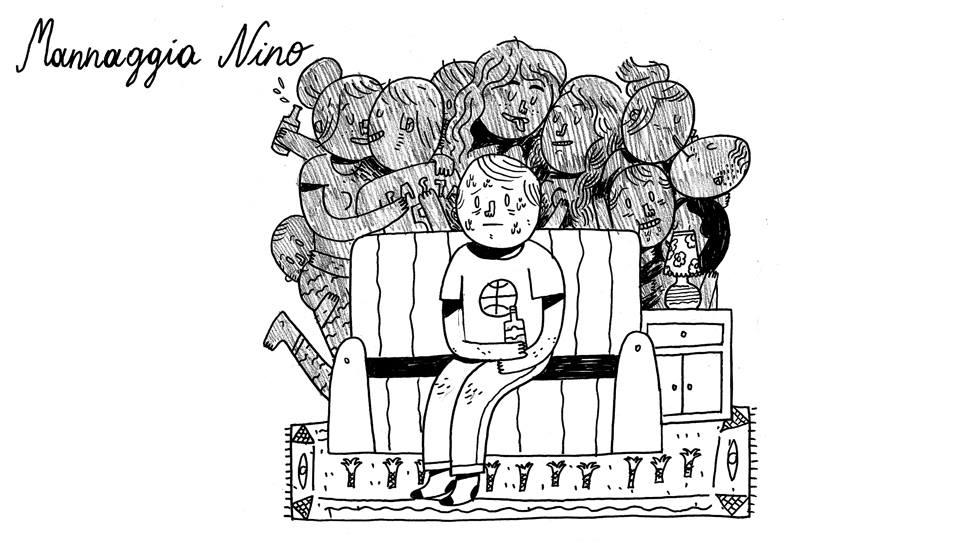 La posta del cuore la sociologia der divano dude mag - Scopata sul divano ...