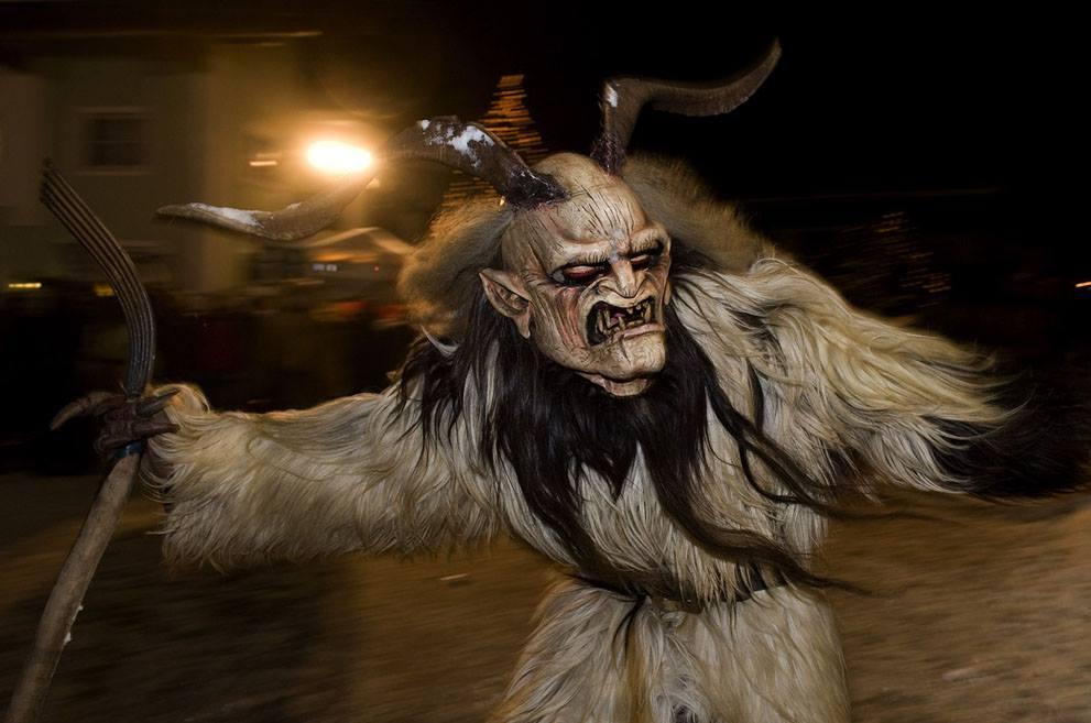 Krampusnacht il natale demoniaco 2