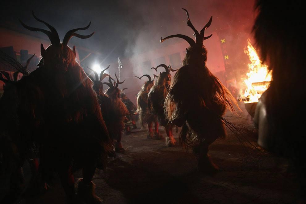 Krampusnacht il natale demoniaco 5