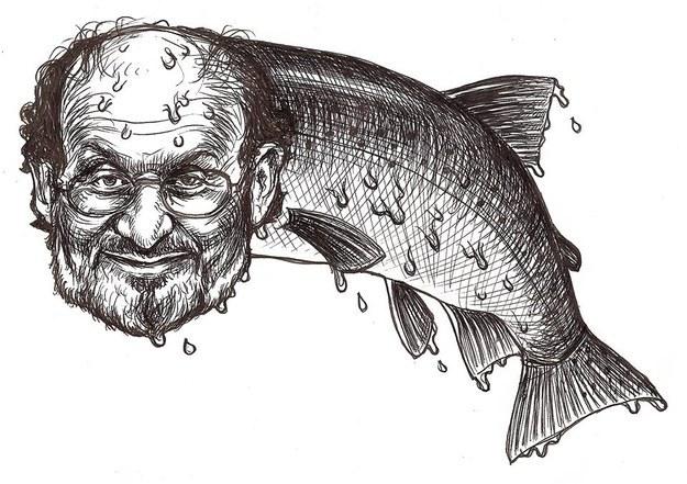 Salmon Rushdie