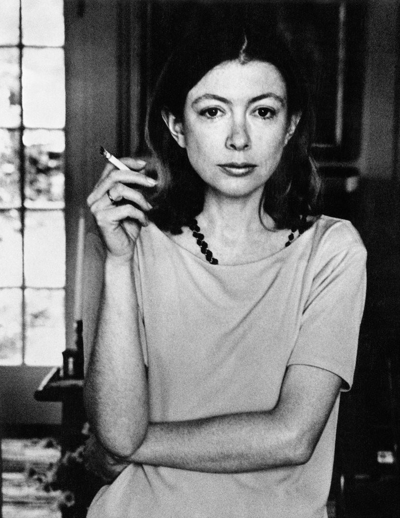 To Have That Sense Of One S Intrinsic Wo By Joan Didion
