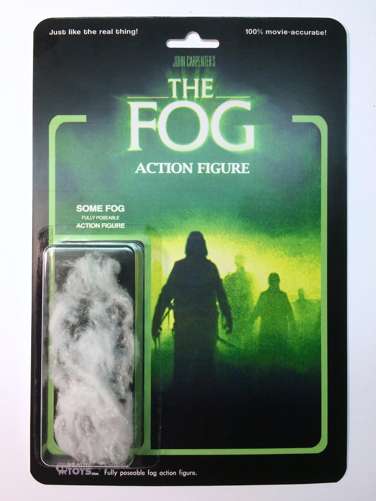 The Fog Action Figure_almanacco