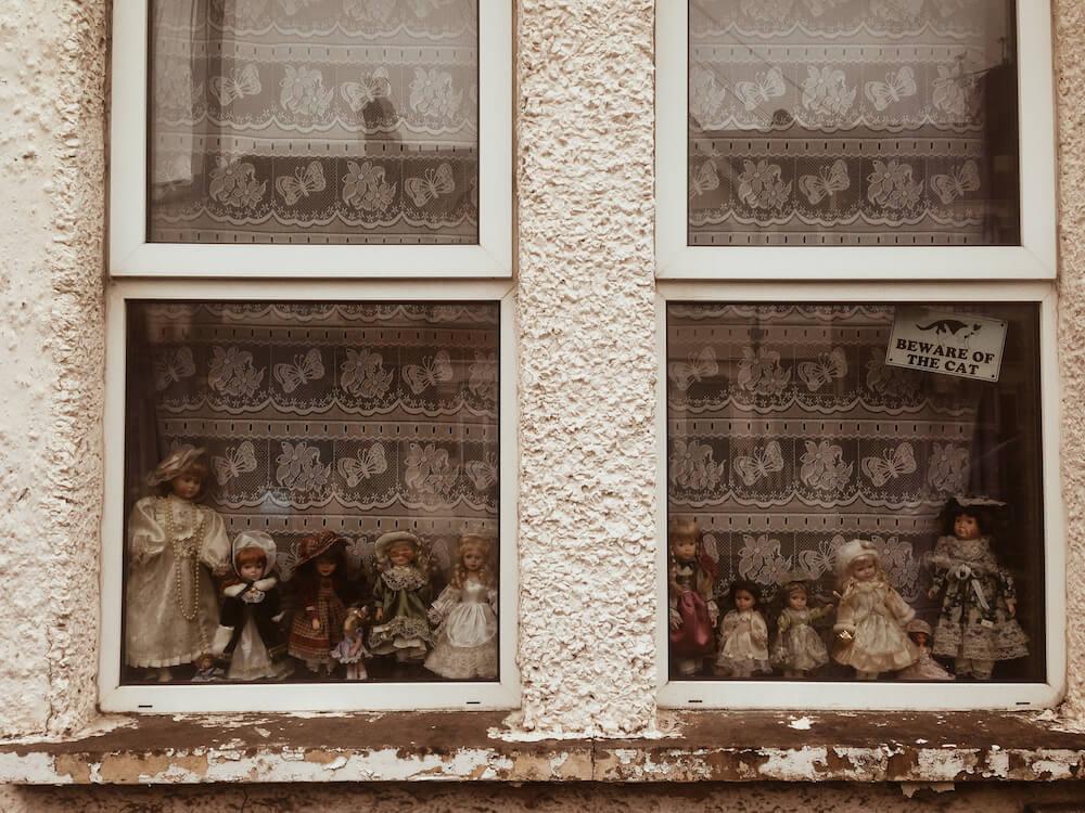 """Foto tratte da """"House(is)"""" di Sara Giannitelli"""