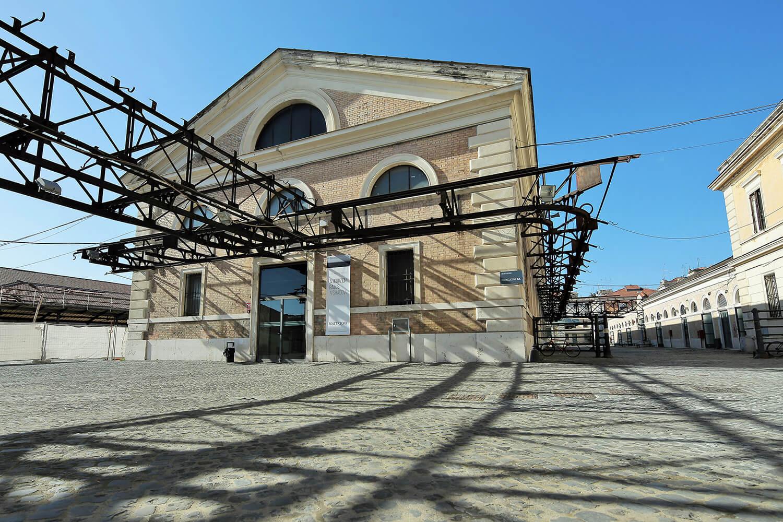 Mattatoio, Padiglione 9A