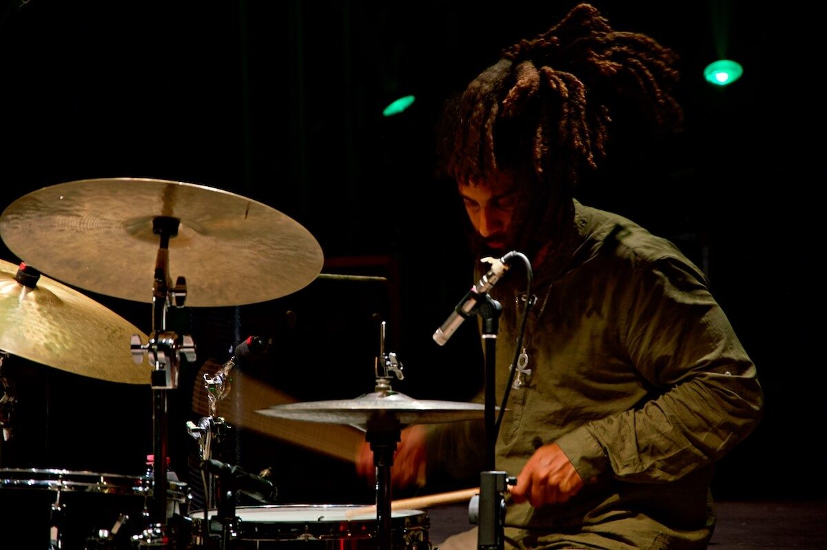 Sons Of Kemet live a Roma